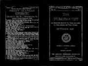 The Numismatist, September 1927