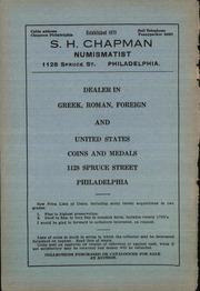 The Numismatist, December 1928