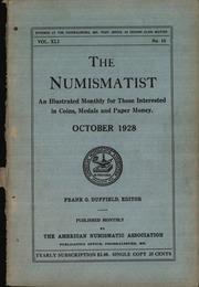 The Numismatist, October 1928