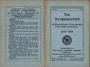The Numismatist, July 1934