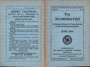 The Numismatist, June 1934