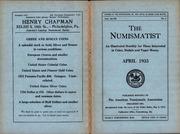 The Numismatist, April 1935