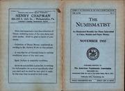 The Numismatist, November 1935