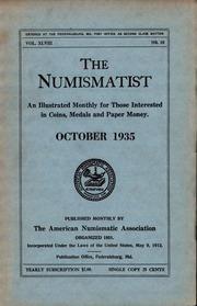The Numismatist, October 1935
