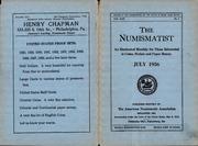 The Numismatist, July 1936