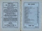 The Numismatist, October 1936