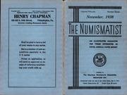 The Numismatist, November 1938