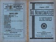 The Numismatist, August 1939
