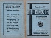 The Numismatist, December 1939