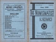 The Numismatist, June 1939