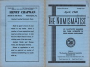 The Numismatist, April 1940
