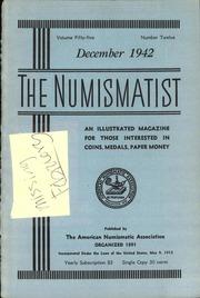 The Numismatist, December 1942