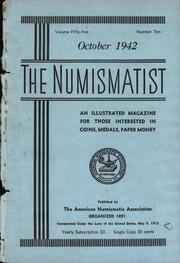 The Numismatist, October 1942