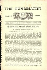 The Numismatist,  1943