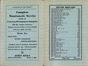 The Numismatist, November 1946