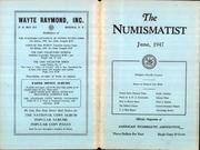 The Numismatist, June 1947