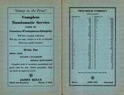 The Numismatist, September 1948