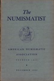 The Numismatist, December 1952