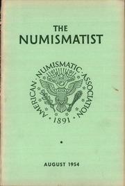 The Numismatist, August 1954