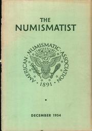 The Numismatist, December 1954