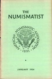 The Numismatist, January 1954