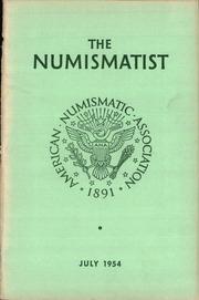 The Numismatist, July 1954