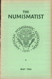 The Numismatist, May 1954