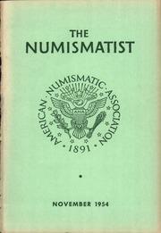 The Numismatist, November 1954