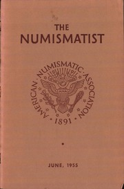 The Numismatist, June 1955 (pg. 56)