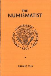 The Numismatist, August 1956
