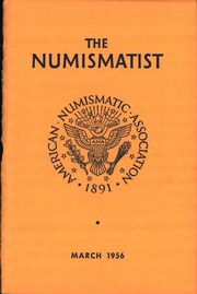 The Numismatist, March 1956