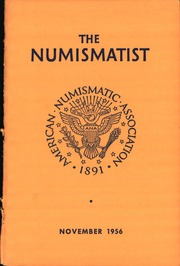 The Numismatist, November 1956