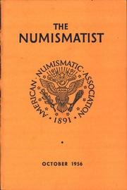 The Numismatist, October 1956