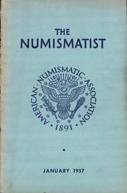The Numismatist, January 1957