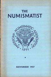 The Numismatist, November 1957