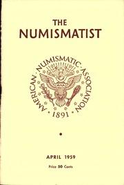 The Numismatist, April 1959