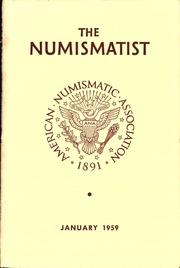 The Numismatist, January 1959