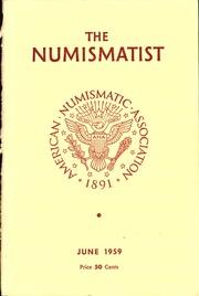 The Numismatist, June 1959