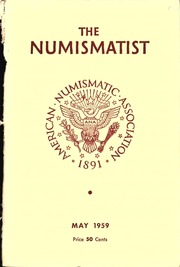 The Numismatist, May 1959