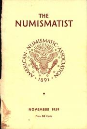 The Numismatist, November 1959