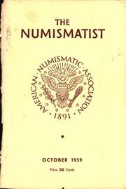 The Numismatist, October 1959