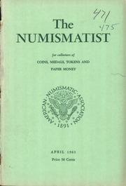 The Numismatist, April 1961 (pg. 10)