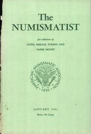The Numismatist, January 1961