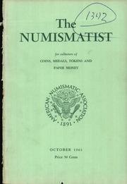 The Numismatist, October 1961