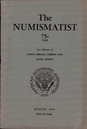 The Numismatist, August 1963