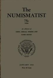 The Numismatist, January 1963