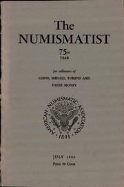 The Numismatist, July 1963