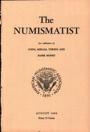 The Numismatist, August 1964