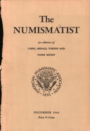 The Numismatist, December 1964