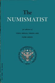 The Numismatist, May 1966